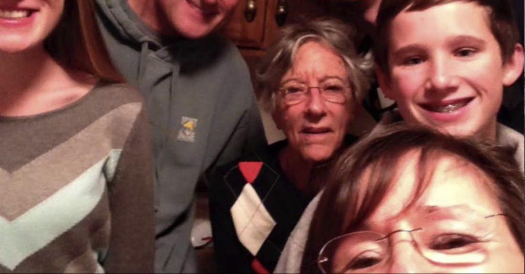 Charter Senior Living of Davison Video Thumbnail Family Group Surrounded by senior living resident